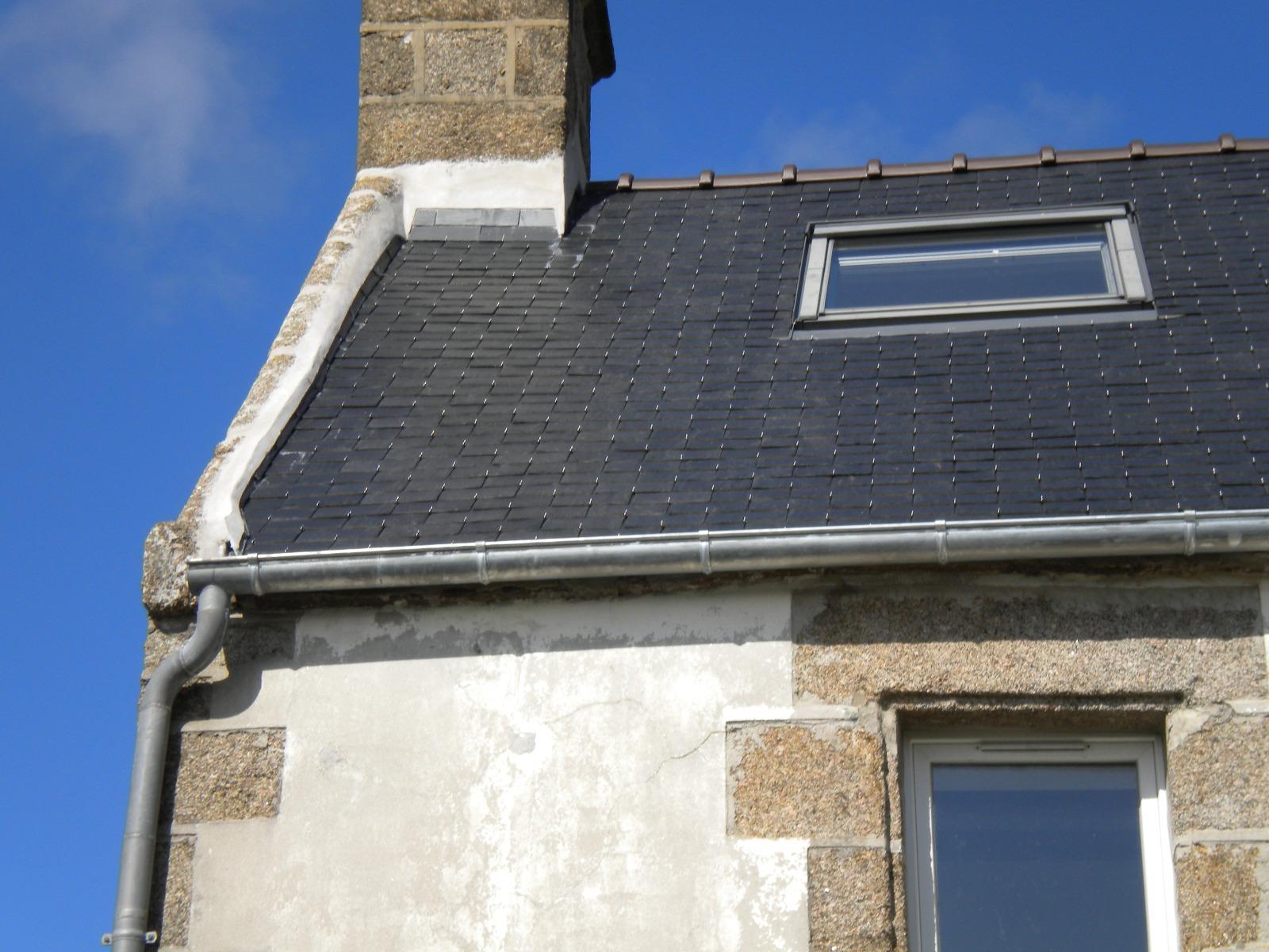 Couvreur A Saint Renan Brest Couverture Ardoise Trebaul Couverture