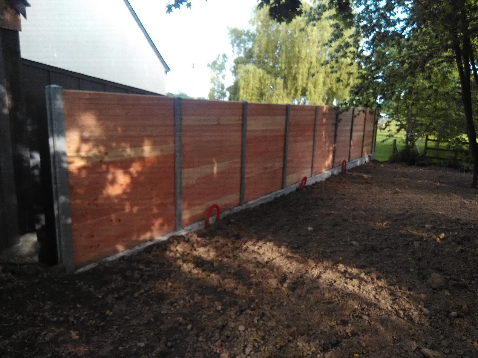 Pose De Cloture Ille Et Vilaine enrobé, clôture et aménagement à meillac près de dinan