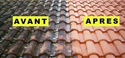 Traitement de toiture à Meaux - Tuile, ardoise, bac acier, zinc