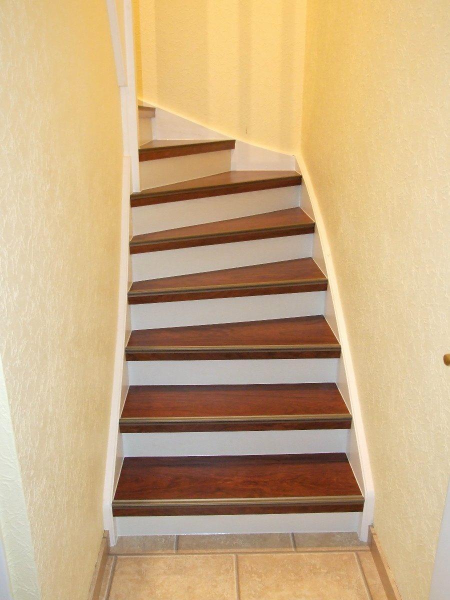 Innotec Renovation Habillage D Escaliers Bois Et Beton