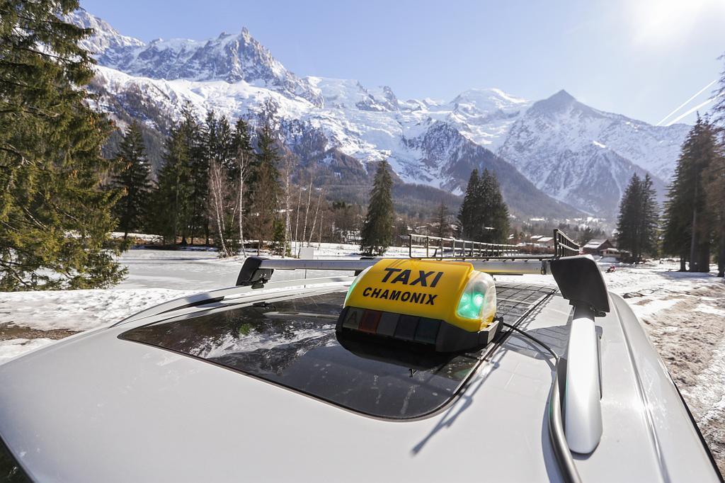 reservation de taxi  chamonix pour vos vacances en montagne