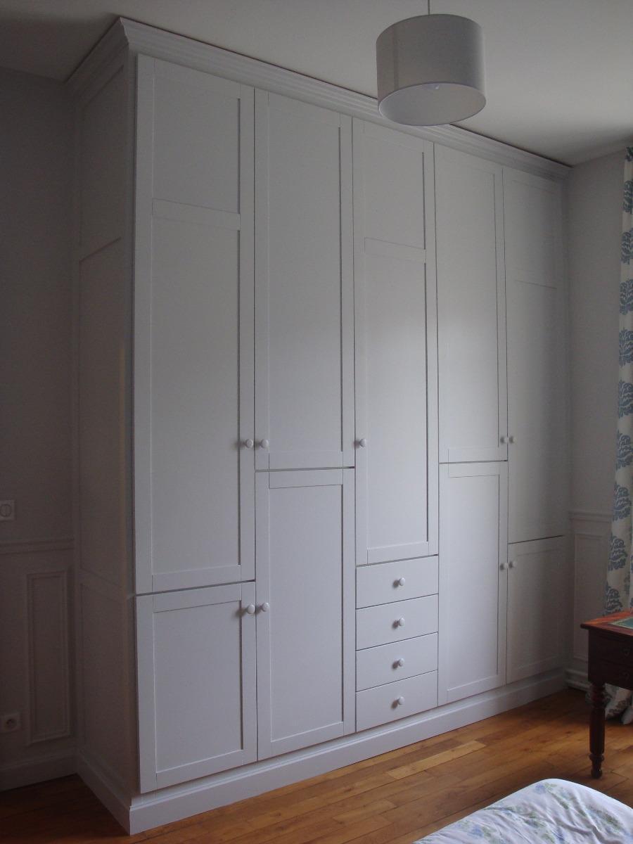Fabrication De Placards Rangements Et Dressings A Marle Reims
