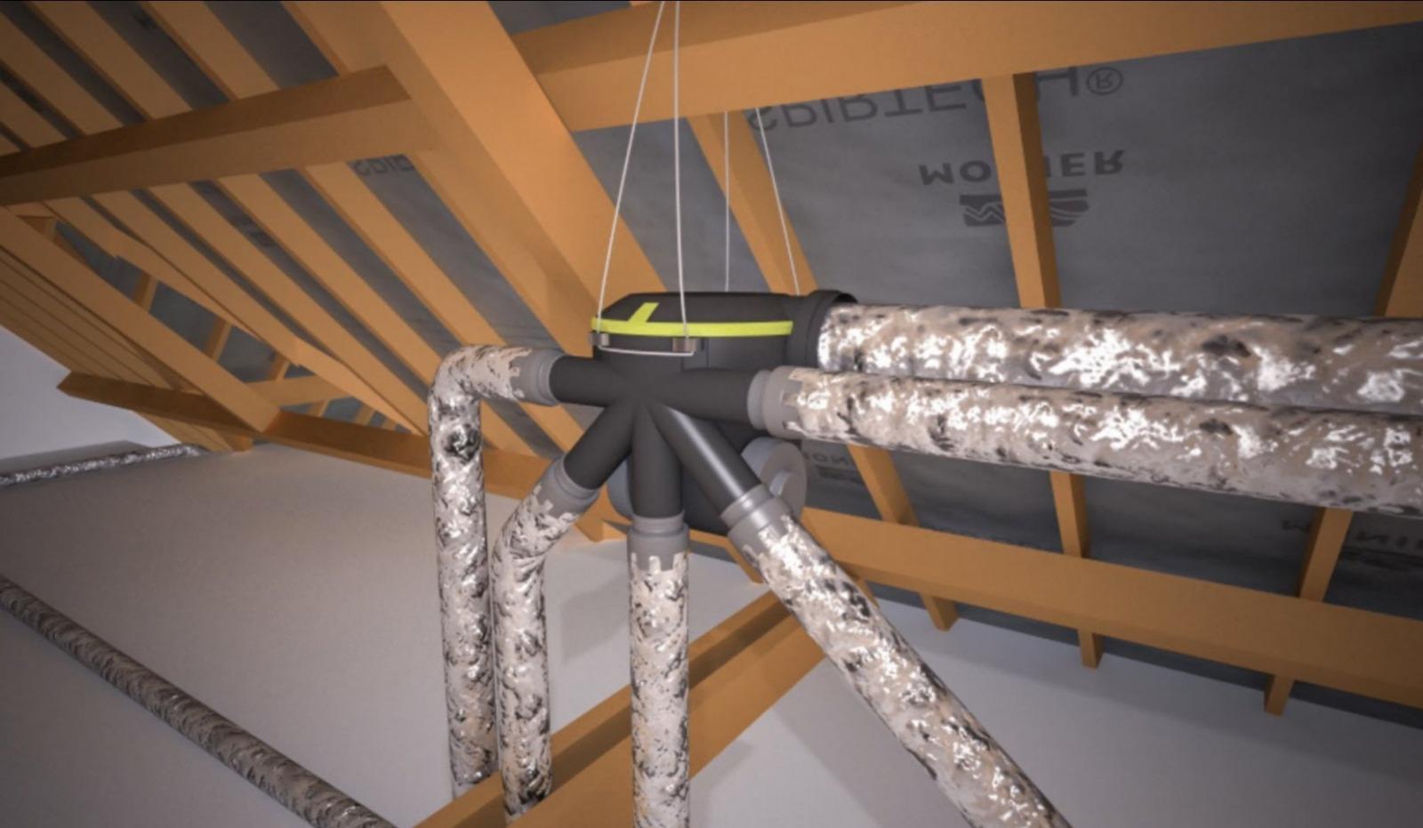ventilation double flux vmc co tmieux pr s de saint brieuc 22. Black Bedroom Furniture Sets. Home Design Ideas