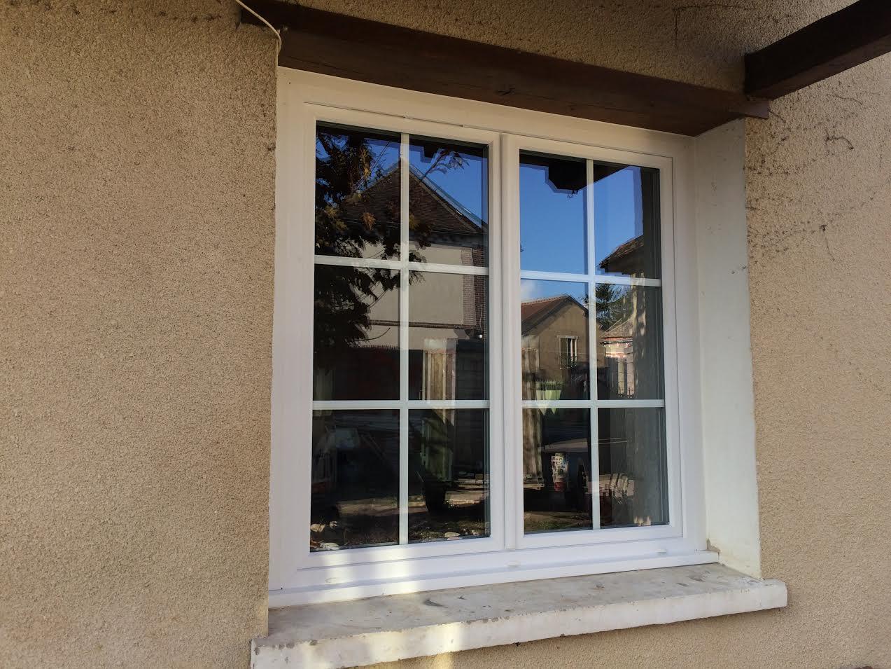 Fenêtre Pvc Atr Ii Grosfillex à Montargis Et Orléans